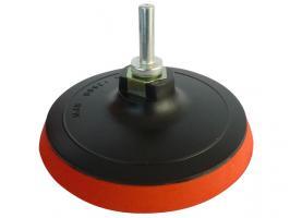 Шлифтарелка с липучкой 125мм 6мм/М14 GEPARD (GP0810-125) (насадка для дрели и УШМ) (GP0810-125)