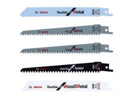 Набор лезвий для садовой ножовки KEO (5шт) (BOSCH) (F016800307)