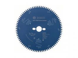 Диск пильный 250х30 мм 80 зуб. по ламинату EXPERT FOR HIGH PRESSURE LAMINATE BOSCH (твердоспл. зуб) (2608644358)