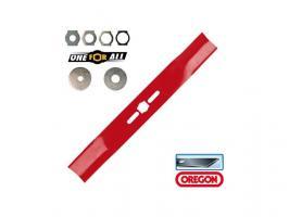 Нож для газонокосилки 55 см прямой универсальный OREGON (69-262-0)