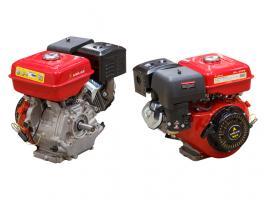 Двигатель 9.0 л.с. бензиновый (цилиндрический вал диам. 25 мм.) (Макс. мощность: 9.0 л.с, Цилиндр. вал д.25 мм. (S-type)) (ASILAK) (SL-177F)