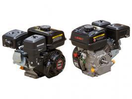 Двигатель бензиновый LONCIN G200F (Макс. мощность: 6.5 л.с, Цилиндр. вал д.20 мм.) (G200FA)