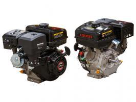 Двигатель бензиновый LONCIN G270F (Макс. мощность: 9 л.с, Цилиндр. вал д.25 мм.) (G270FA)