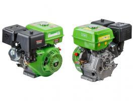 Двигатель DGM 9.0 л.с. бензиновый (цилиндрический вал диам. 25 мм.) (Макс. мощность: 9.0 л.с, Цилиндр. вал д.25 мм.) (TL-177F)