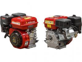 Двигатель 6.5 л.с. бензиновый (цилиндрический вал диам. 20 мм.) (Макс. мощность: 6.5 л.с, Цилиндр. вал д.20 мм.) (ASILAK) (SL-168F-D20)