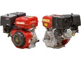 Двигатель 13.0 л.с. бензиновый (цилиндрический вал диам. 25 мм.) (Макс. мощность: 13.0 л.с, Цилиндр. вал д.25 мм. (S-type)) (ASILAK) (SL-188F-D25)