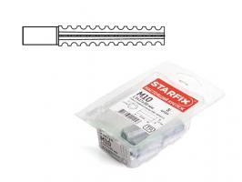 Дюбель для газосиликатных блоков 8х60 мм MUD (12 шт в пласт. конт.) STARFIX (SMP1-39282-12)