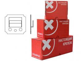 Кляймер 7 мм (120 шт в карт. уп.) STARFIX (SMC3-62661-120)