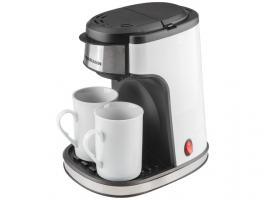 Кофеварка ACM-125 NORMANN (капельная, 485 Вт, 240 мл, 2 кружки)
