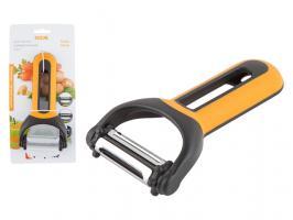 Нож для чистки универсальный 3 в 1 Triple slicer (Трипл слайсер) (Хенди), PERFECTO LINEA
