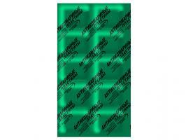Пластины для уничтожения комаров длительного действия (зеленые) (ОБОРОНХИМ)