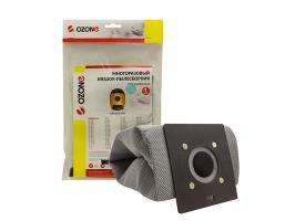 Мешок для пылесоса синтетический многоразовый OZONE MX-03 (1 шт.) (SAMSUNG)