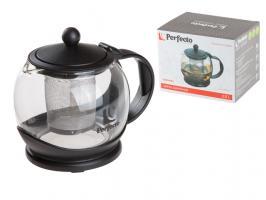 Чайник заварочный, стеклянный, 900 мл, Entrevista, PERFECTO LINEA