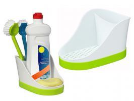 Подставка для моющих средств (салатовый) (IDEA)