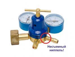 Редуктор кислородный БКО-50ДМ мини (давл. 20/1,25МПа, 50м3/ч, ф9мм) ДОНМЕТ