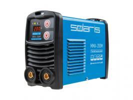 Инвертор сварочный SOLARIS MMA-200M (230В, 20-200 А, 70В, электроды диам. 1.6-4.0 мм, вес 3.1 кг)