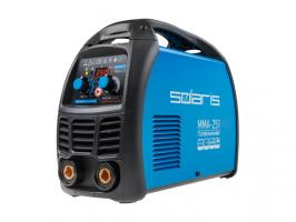 Инвертор сварочный SOLARIS MMA-251 (230В, 20-250 А, 70В, электроды диам. 1.6-5.0 мм, вес 5.3 кг)