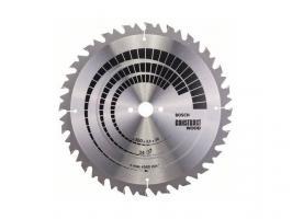 Диск пильный 350х30 мм 24 зуб. по дереву CONSTRUCT WOOD BOSCH (переменный зуб) (2608640702)
